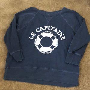 J.Crew Lightweight Sweatshirt